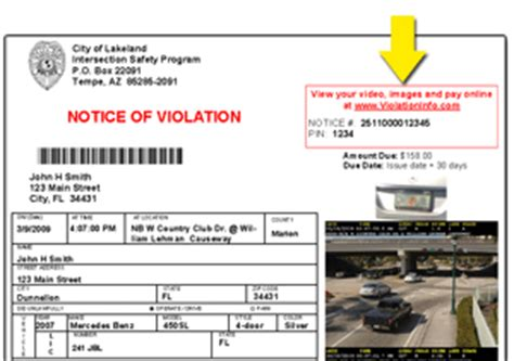 red light ticket cost welcome to violationinfo com