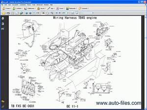 Toyota Forklift Engine Diagram  Toyota  Auto Wiring Diagram