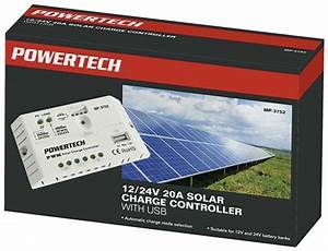 12  24v 20a Pwm Solar Charge Controller With Led Indicator