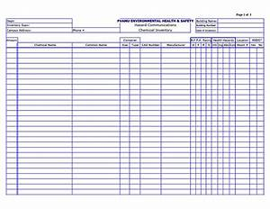 45 Printable Inventory List Templates  Home  Office  Moving