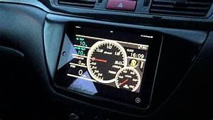 Defi Piece Auto : ipad mini in mitsubishi evo 8 defi smart adapter install auto wake and sleep youtube ~ Medecine-chirurgie-esthetiques.com Avis de Voitures