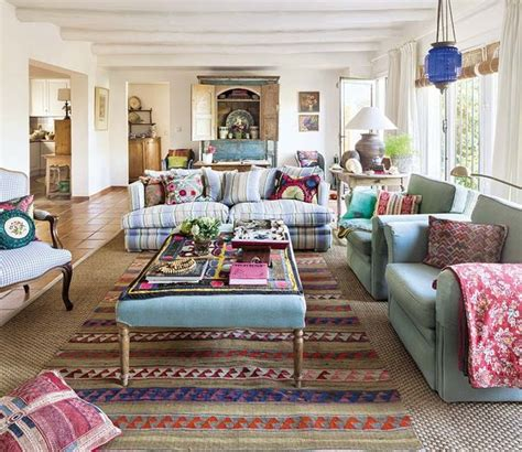 Eclectic Vacation House In Spain « Interior Design Files