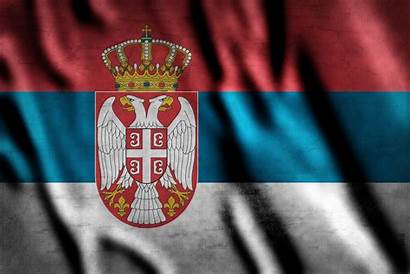 Zastava Flag Serbia Grb Srbije Serbian Srbija