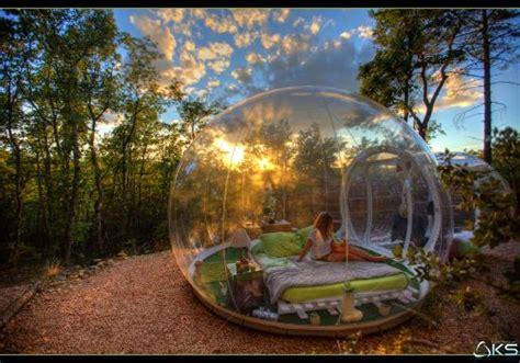 chambre bulle dans la nature bulle et alentours photo de attrap 39 rêves montagnac
