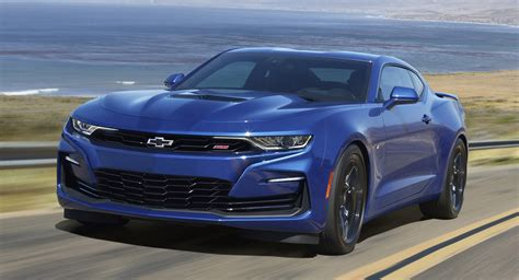 2020 Chevrolet Lineup by 2020 Chevrolet Camaro Facelift Gains Ss Shock Concept