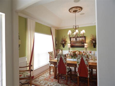 french country dining rooms Dining Room with antique