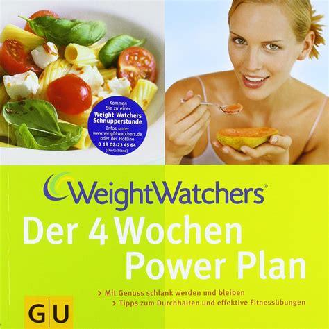 wochen punkte weight watchers gesunde ernaehrung lebensmittel