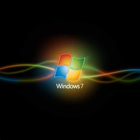 Windows 7 Rainbow Theme