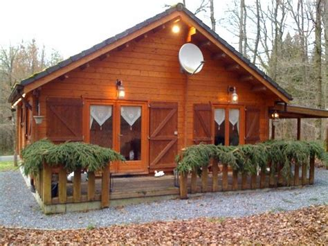 chalet a vendre cote belge hotton chalet 2 chambres mitula immo