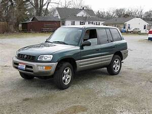 Toyota Rav4 Workshop Service Repair Manual 1996