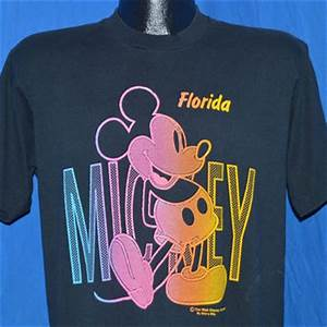 Shop Vintage Mickey Mouse T shirt on Wanelo