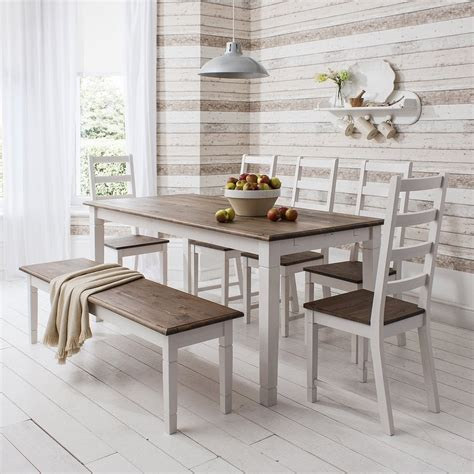 canterbury dining table   chairs  bench noa nani