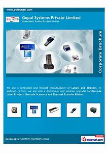 Gopal Systems Private Limited: Hyderabad