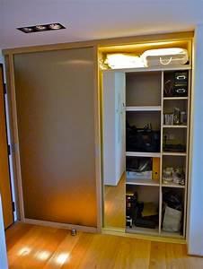 Prix Placard Sur Mesure : placard coulissant design ~ Premium-room.com Idées de Décoration