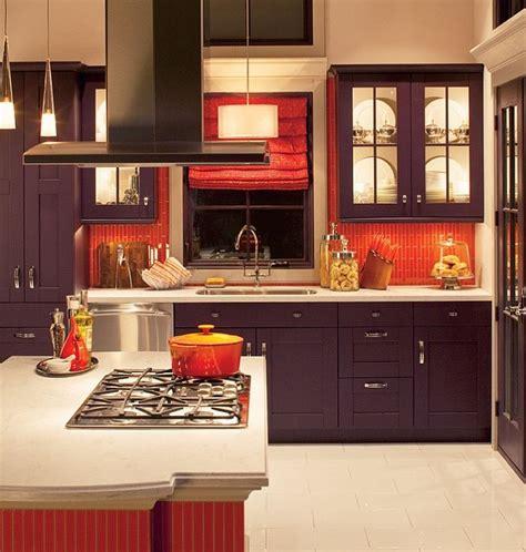 purple backsplash kitchen kitchen backsplash ideas a splattering of the most 1679