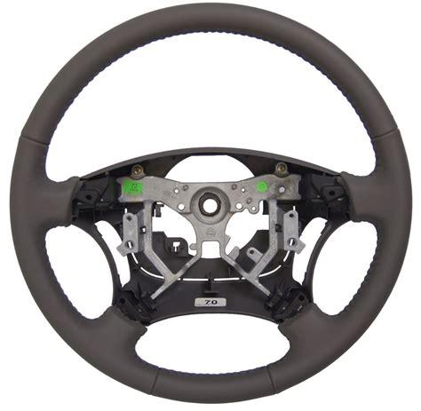 toyota steering wheel 2005 2006 toyota camry steering wheel charcoal grey