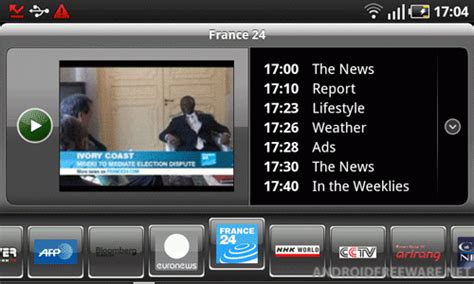 tv  android  bring  tube