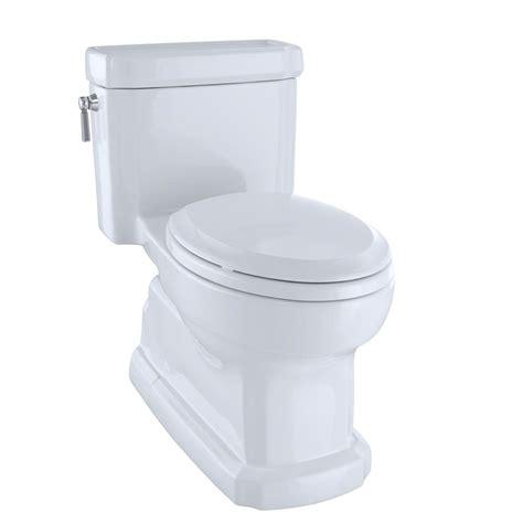 toto eco guinevere  piece  gpf single flush elongated