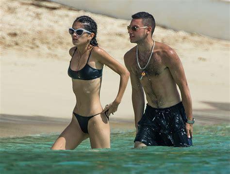 matilda anna ingrid lutz swimsuit kim turnbull in bikini at the beach in barbados 08 01 2017