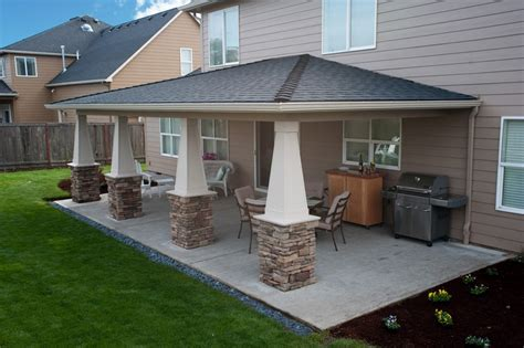 Covered Patio Cover Ideas