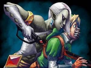 Ghirahim killing Link.