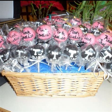 Grease Cake Pops! Pink Ladies And T Birds!  Grease Theme