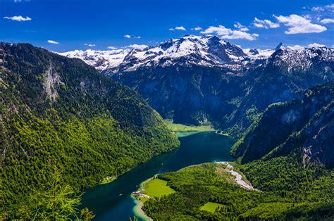 vom koenigssee zur eiskapelle bergwelten