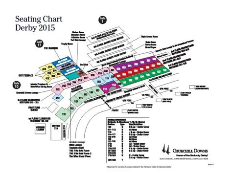 kentucky derby  ticket prices  seating info  churchill downs