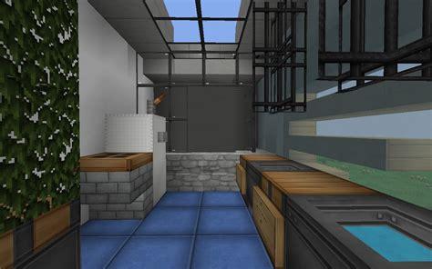 minecraft bathroom designs the gallery for gt minecraft modern bathroom