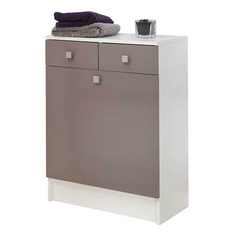 cuisine electromenager symbiosis meuble bas de salle de bain avec bac à linge