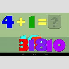 Kids Maths And Numbers  Free 123 Apk Download Android
