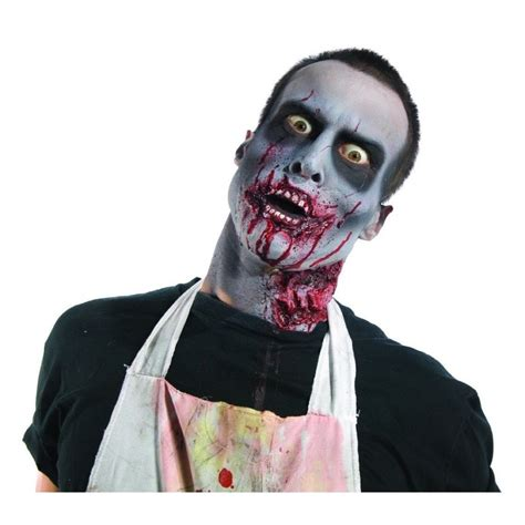 zombie costume halloween makeup face kit painting costumes zombies maquillaje awesome dumpaday witch amazing disfraces chef amazon joker scary batman