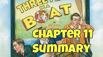 Three Men In A Boat Video In Hindi by Three Men In A Boat Summary In Hindi Class 9 Youtube