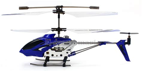 cheerwing  sg ch alloy mini remote control rc helicopter gyro blue ebay