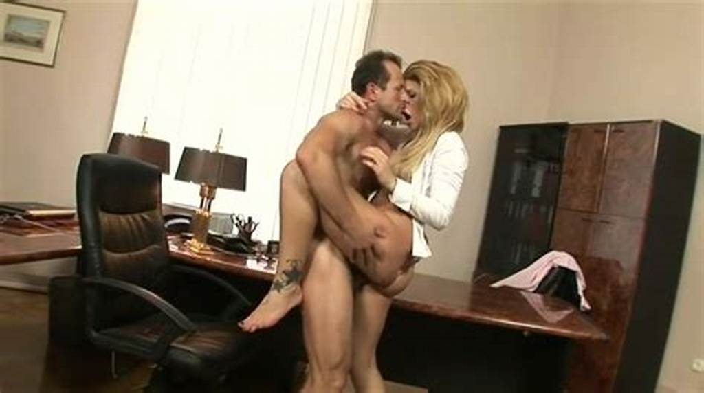 #Pounding #His #Hot #Secretary #On #The #Desk