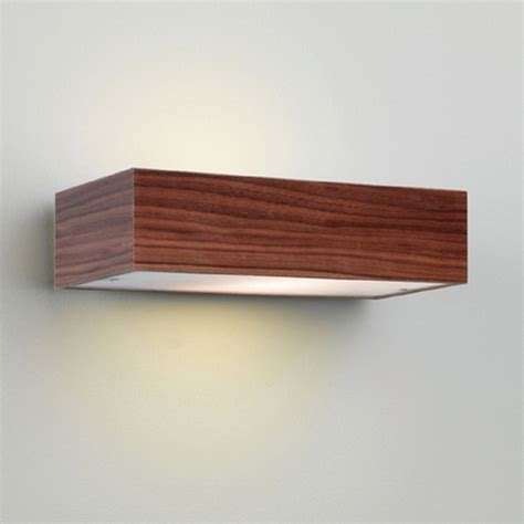 astro ashino ip20 interior switched wall light white