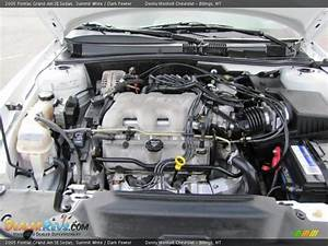 2005 Pontiac Grand Am Se Sedan 3 4 Liter Ohv 12