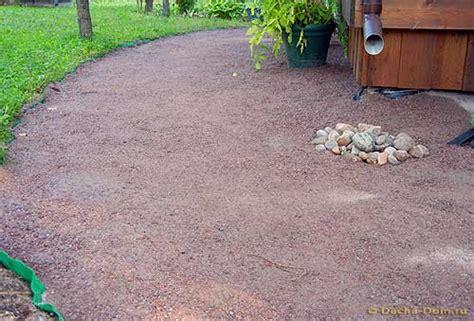 compacting decomposed granite granite sand garden pathways