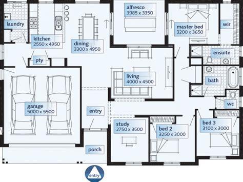 single house floor plans single house floor plans single floor house plans