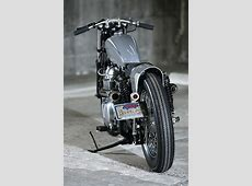 GETTIN' HEI A Triumph Bonneville Bobber from Japan's