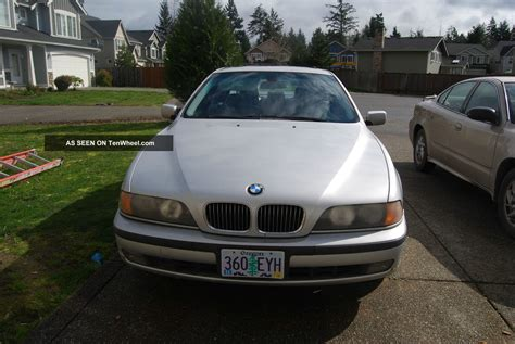 2000 Bmw 540i Specs by 2000 Bmw M5 Engine Specs