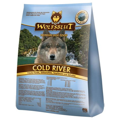 wolfsblut cold river  kg