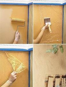 Best ideas about paint techniques wall on
