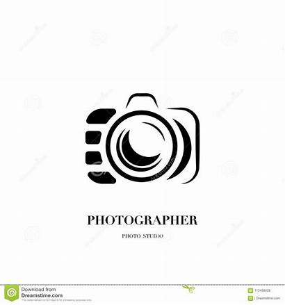 Camera Abstract Vector Template Focus Professional Pho