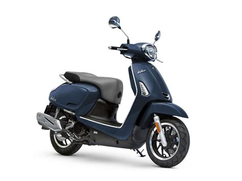 Kymco Like 150i Image by Scooter Scooter Kymco New Like 4t 50i 4 Centre