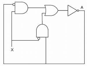 True Random Number Generator Using Only Logic Gates