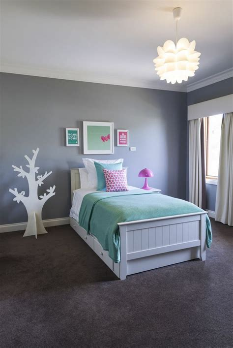 mint bedroom grey room bedrooms cool pink decor rooms cute designs gray wall decorating teen colors bed years pretty bedding