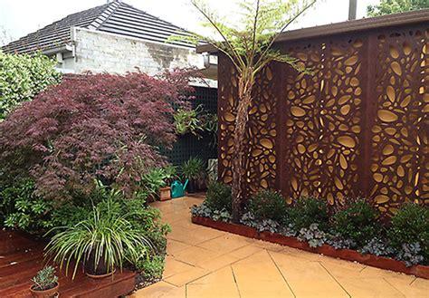 Dekoelemente Garten by Decorative Screens Or Privacy Screens Melbourne Out Deco