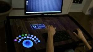 New Touch Screen Computer Desk RTM RightThisMinute