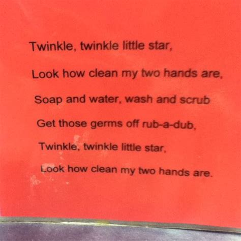 a new washing song relate to germs for science 208 | a8e4d91d5a9070951189235d1260a5cf